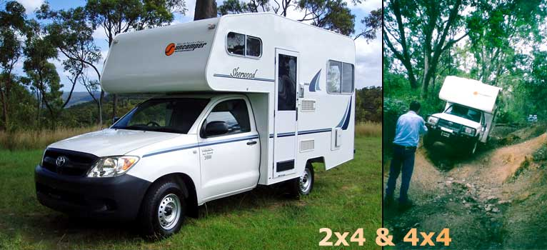 Campervansandmotorhomes Com Au Rentals And Hire Online